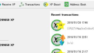 【XPマイニング】XPマイニング開始1か月の結果